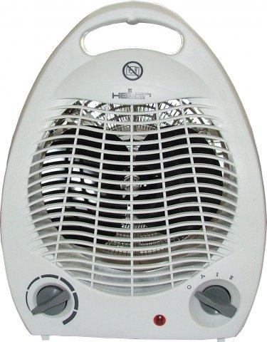 Heller HL706 ventilátoros hősugárzó, 2000W